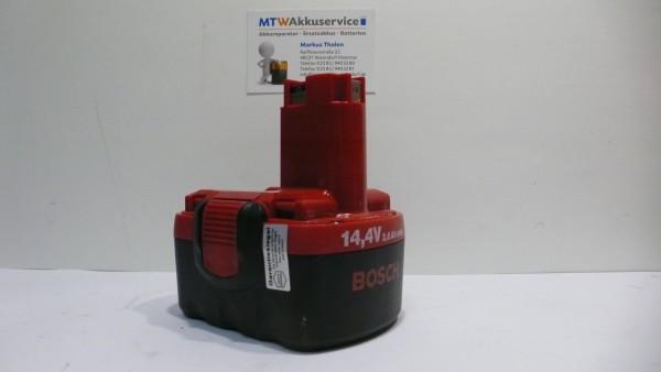 Bosch GDS, GSB GHO, GSR, GST, PSB, PSR, 14,4 V - 2100mAh