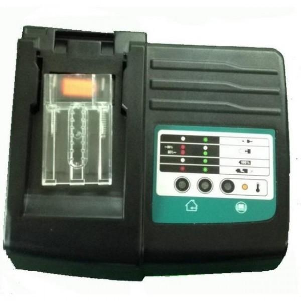 Universallladegerät für Makita Werkzeugakkus von 7,2V - 18V