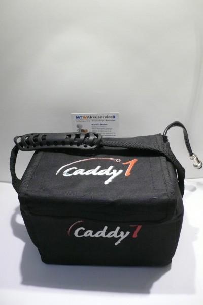 Caddyone Umbau von Blei auf Li-Ion