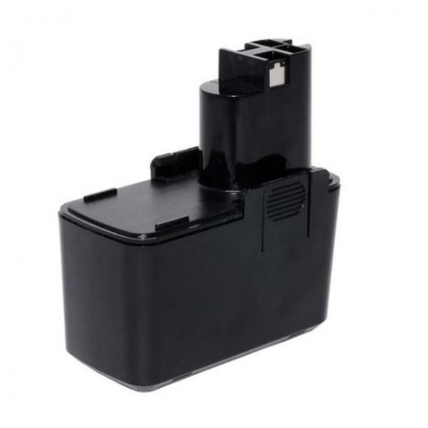 Akku für Bosch ABS, AHS, GBM, GLI, GSB, GSR, PSR, PSB, 12V, BAT011, 2607335055, 2000mAh Ni-MH