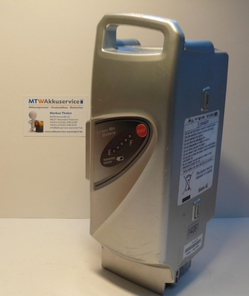 Panasonic 25,2V - 20,4Ah Li-Ion