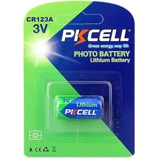 Photo Lithium Battery - CR123A - 3 Volt Lithium