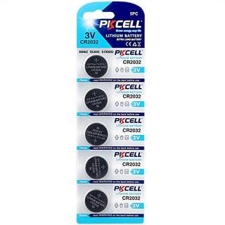 PKCELL CR2032 5er Pack