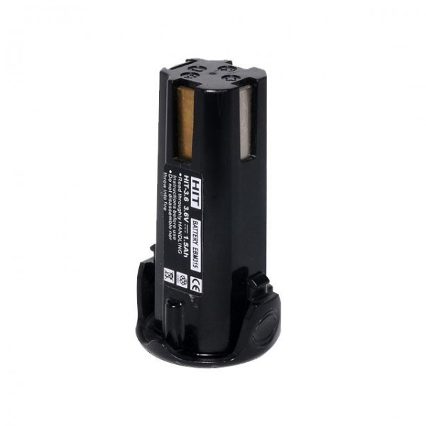 Akku für Hitachi EBM 315, 326263, 326299 3.6V - 2000mAh